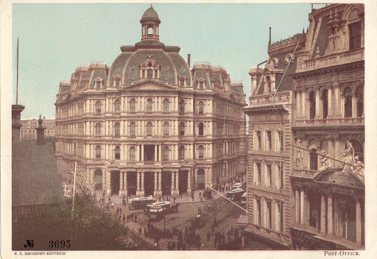 The New York Recorder - Knapp Prints